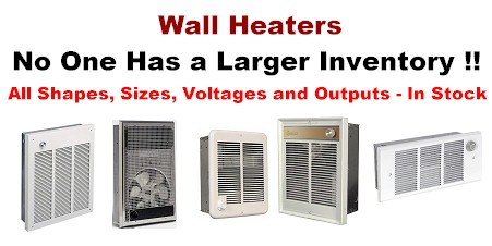 Choose Your Category: Space Heaters, Electric Wall Heaters, Garage