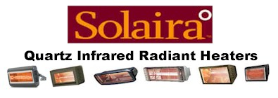 Solaira Quartz Electric Radiant Heaters